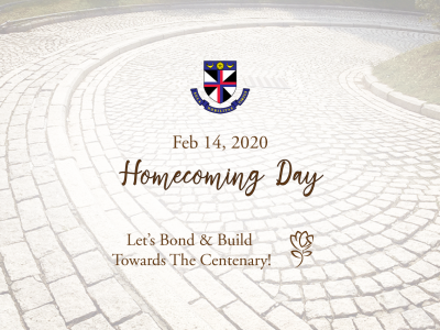 Homecoming Day Feb 14, 2020