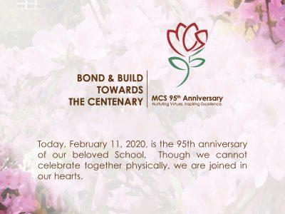 MCS 95th Anniversary