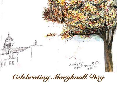 Celebrating Maryknoll Day